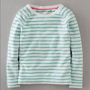 Boden Breton Striped Pullover Sweatshirt